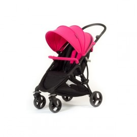 Poussette compact Baby Monsters Fushia