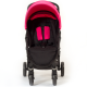 Poussette compact Baby Monsters Rouge