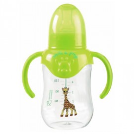 "Biberon ""Soft and Fun"" 150 ml Sophie la Girafe  - Vulli"