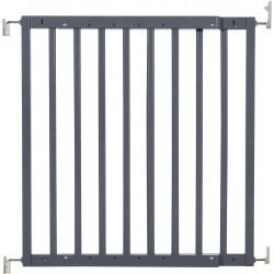 Barrière de sécurité grise extensible color pop - Badabulle
