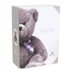 Ma boîte à trésors My Little Bear - Domiva