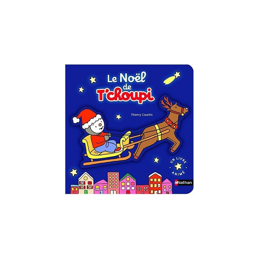 Le Noël de T'choupi - Nathan