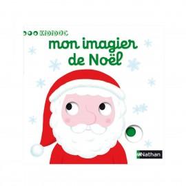 Mon imagier de Noël Kididoc - Nathan