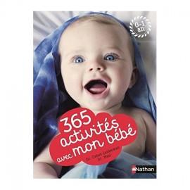 365 activités avec mon bébé - Nathan