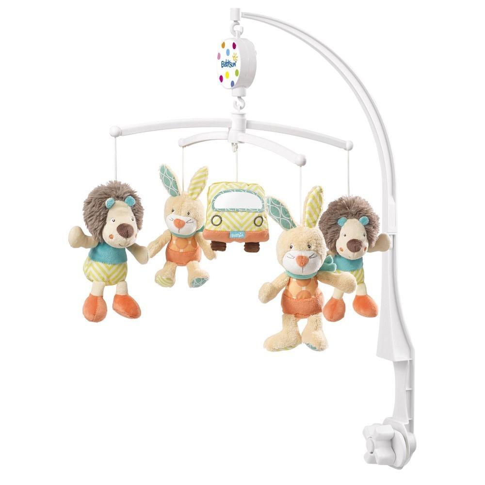 Mobile Musical Funky Friends - Babysun