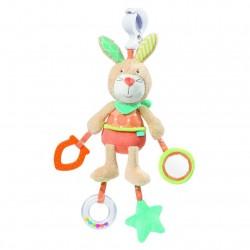 Lapin doudou d'activités Funky Friends - Babysun