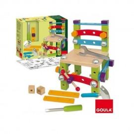 Super construction en bois - Goula