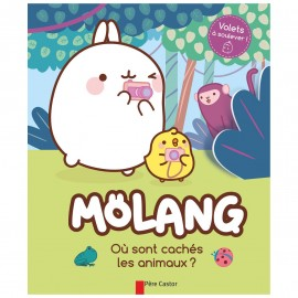 Mölang - Où sont cachés les animaux ?