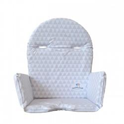Coussin de chaise-haute - Domiva