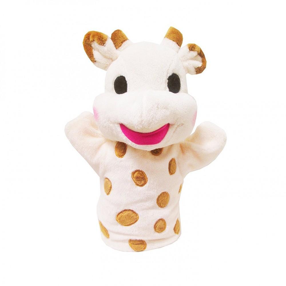 Marionnette doudou girafe Sophie Amscan