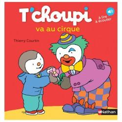 T'choupi va au cirque - Nathan