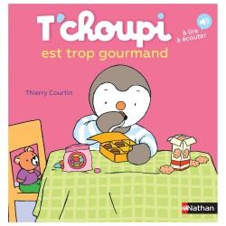 T'choupi est trop gourmand - Nathan