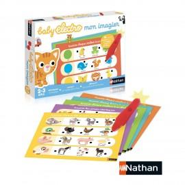 Baby Electro mon imagier Nathan