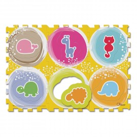 Tapis Puzzle Animaux - Chicco