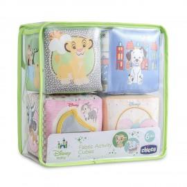 Cubes d'activités d'éveil en tissu - Chicco