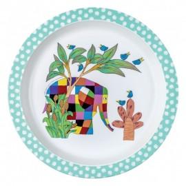 Assiette à rebords Elmer - Petit Jours Paris