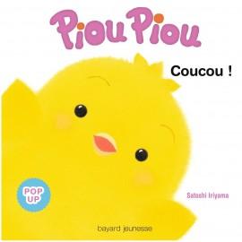 Piou Piou Coucou ? - Livre Pop-Up - Bayard