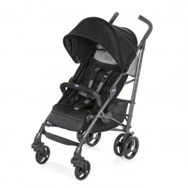 Poussette Lite Way 3 coloris Jet Black - Chicco
