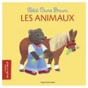 """Mini touche-à-tout """"Les animaux"""" Petit Ours Brun - Bayard"""