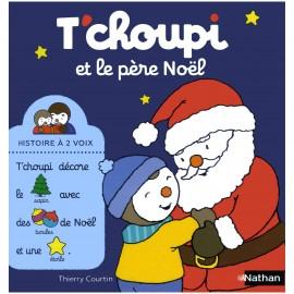 T'choupi et le père Noël - Nathan