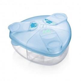 Boîte doseuse de lait bleu - MAM