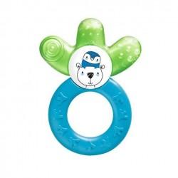 Anneau de dentition réfrigérant bleu - MAM