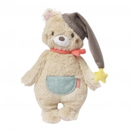 Peluche Ourson Bruno 25 cm - Domiva