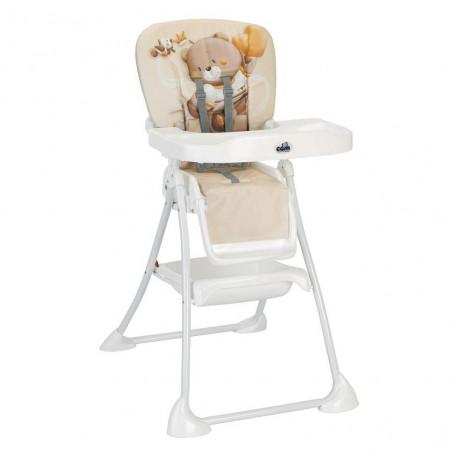 Chaise Haute Mini Plus Ourson Cam La Ptite Grenouille