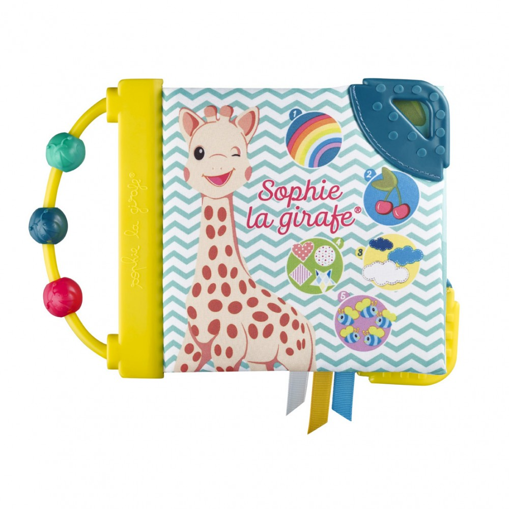Livre d'éveil Sophie La Girafe - Vulli