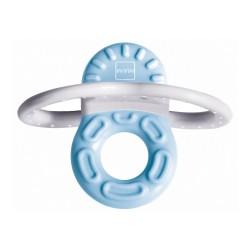 Mini anneau de dentition phase 1 - Bleu - MAM