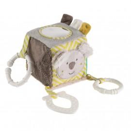 Cube d'éveil en tissu Koala - Tigex