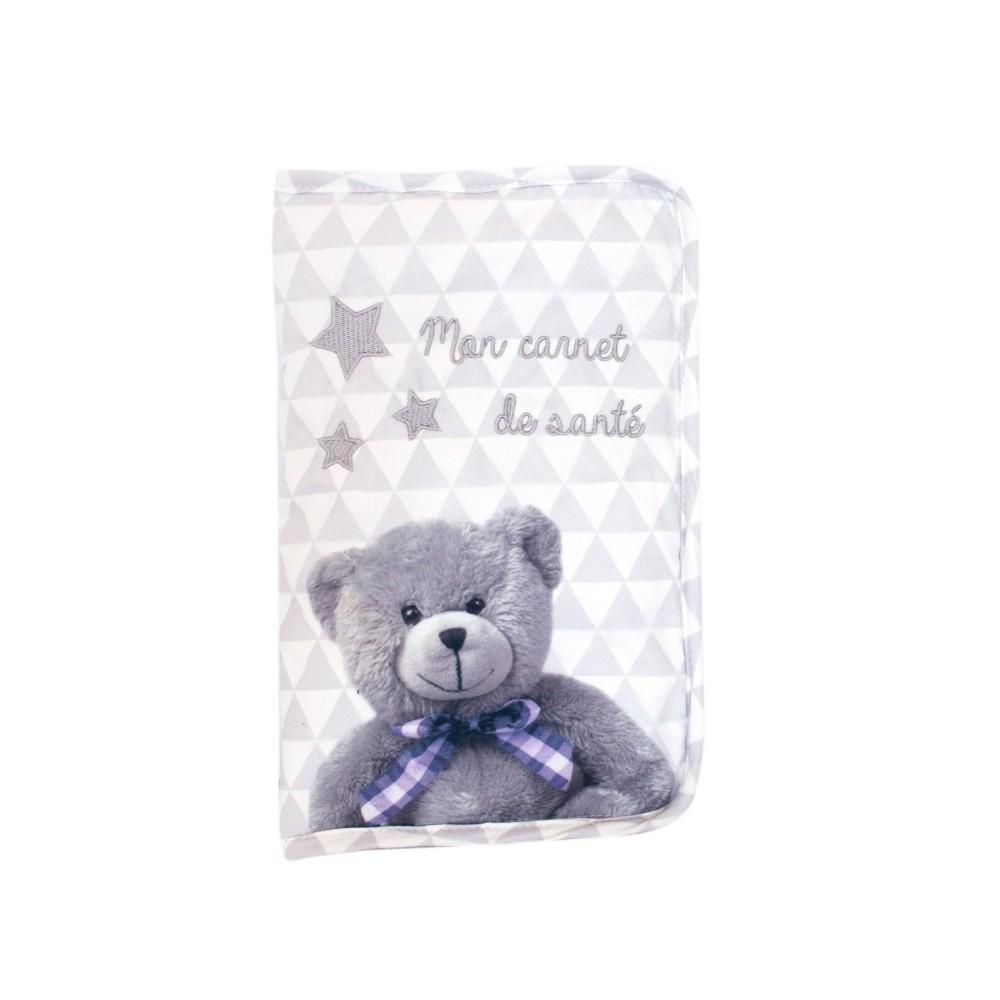 Protège carnet de santé My Little Bear - Domiva