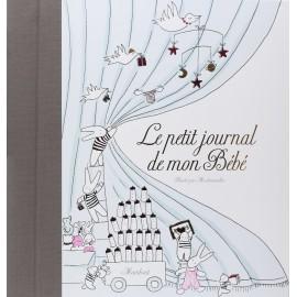 Le petit journal de mon bébé - Marabout