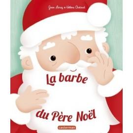 La barbe du Père Noël - Casterman