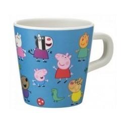 Petit Mug en mélamine Peppa Pig - Petit Jour Paris