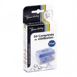 Boîte 30 comprimés stérilisation à froid - Thermobaby