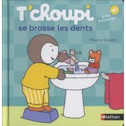 T'choupi se brosse les dents - Nathan