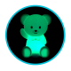 Veilleuse ours Bluetooth - dBb Remond