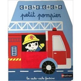 Cache cache Petit Pompier - Nathan