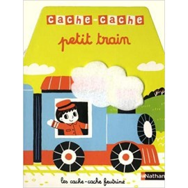 Cache cache Petit Train - Nathan