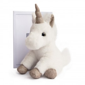 Licorne Or 23 CM - Histoire d'Ours