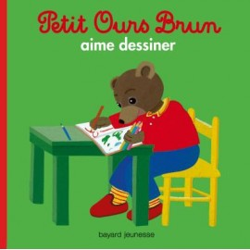 Petit Ours Brun aime dessiner - Bayard Poche