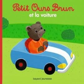 Petit Ours Brun et la voiture - Bayard Poche