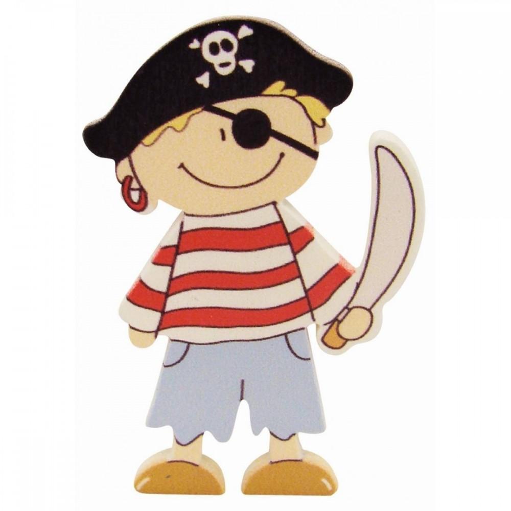 Mon 1er  Anniversaire de Pirate