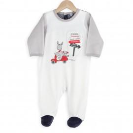 Pyjama Dors bien 12 mois - Voyage - 3 kilos 7