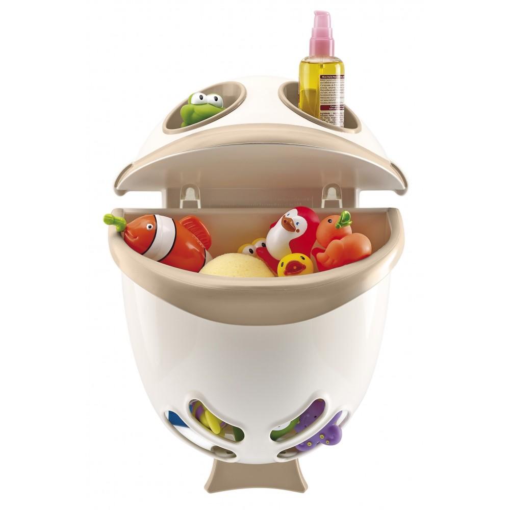 Coffre à jouets de bain - Bubble Fish - Thermobaby Fabriqué en France