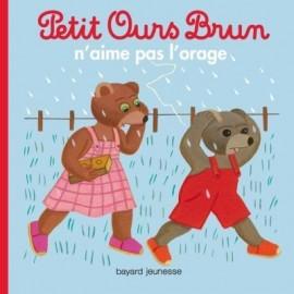 Petit Ours Brun n'aime pas l'orage - Bayard Poche