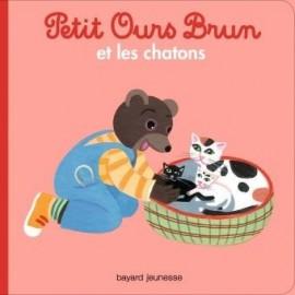 Petit Ours Brun et les chatons - Bayard Poche