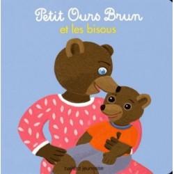 Petit Ours Brun et les bisous - Bayard Poche
