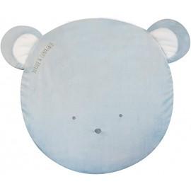Tapis d'éveil Tapidou ours Bleu - Doudou et Compagnie